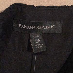 Banana Republic Shorts - Banana Republic black shorts
